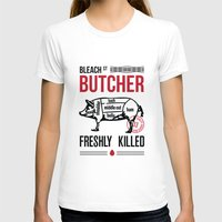 butcher billy T-shirts featuring Butcher by rodehed