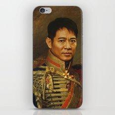 Jet Li - replaceface iPhone & iPod Skin