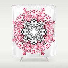 Mandala. Shower Curtain