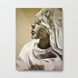 Mannequin Metal Print