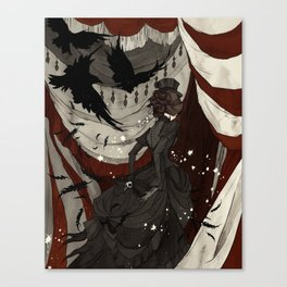 The Night Circus Canvas Print