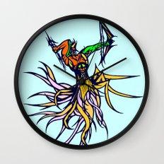 Atlantean Archer Wall Clock