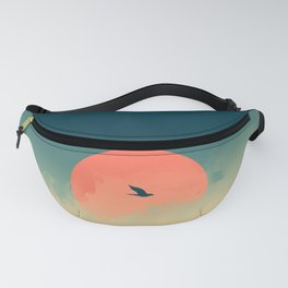 Lonesome Traveler Fanny Pack