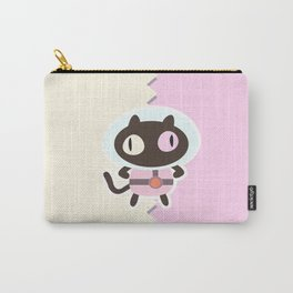 COOKIE CAT!!  Carry-All Pouch