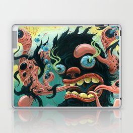 Guardian of the Bubble Pipes of Creation Laptop & iPad Skin