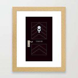 CASP 123 Framed Art Print