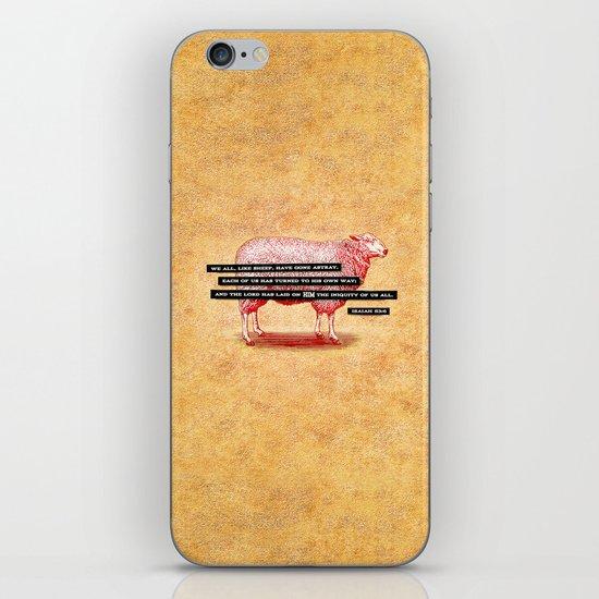 Like Sheep iPhone & iPod Skin