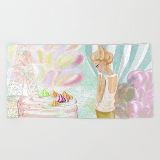 Beze Beach Towel