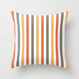 Simply Stripes Throw Pillow