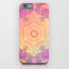 Psychedelic Kaleidoscope Slim Case iPhone 6s
