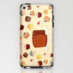 I Bake your Pardon! iPhone & iPod Skin