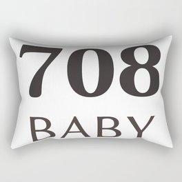708 BABY Rectangular Pillow