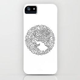 Mist Maven iPhone Case