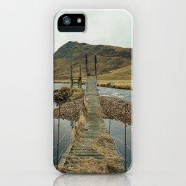 Derelict Bridge iPhone Case