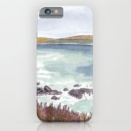 Herring Cove Look-Off North McNabs Island Halifax NS iPhone Case