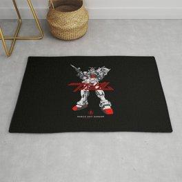 020 Gundam RX78 Rug