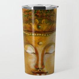 Buddha Art Travel Mug