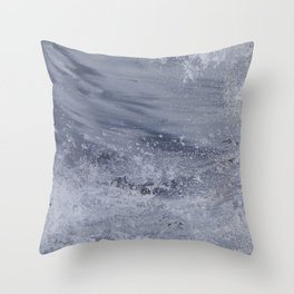 The winds of winter Throw Pillow