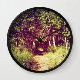 Narrow is the Path Wall Clock