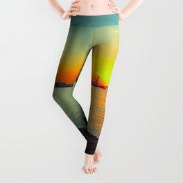 Explore New Cultures! Leggings