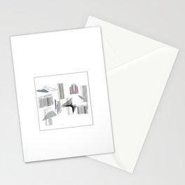 Portland Buildings Stationery Cards