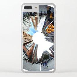 In Callao Clear iPhone Case