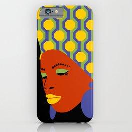 Africa III iPhone Case