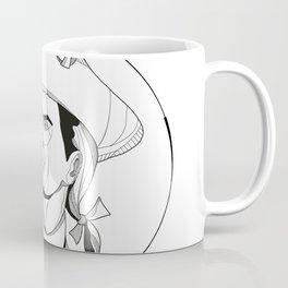 American Patriot Doodle Art Coffee Mug