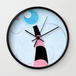 Flaaffy! Wall Clock
