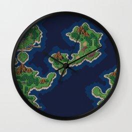Chrono Trigger 1000AD Wall Clock