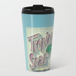 Tropical Seas Travel Mug