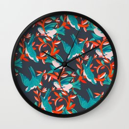 joyful songs Wall Clock