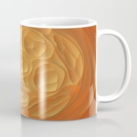 dune Mugs featuring Dune by Lyle Hatch
