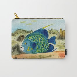 Poisson Ange Empereur Carry-All Pouch