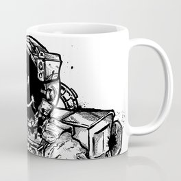 Void in Space (Blk) Coffee Mug