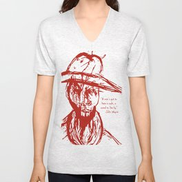 Cowboy Creed Unisex V-Neck