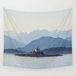 Eldred Rock Lighthouse - 2 Wall Tapestry