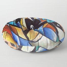 Bolero 5 Floor Pillow