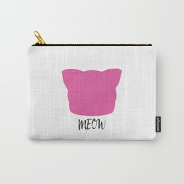 Pussy Hat Carry-All Pouch