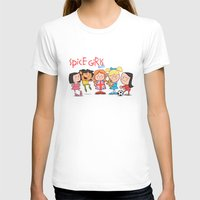spice girls T-shirts featuring Spice Girls Kids by The Drawbridge