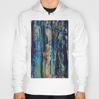 labyrinth Hoodies featuring Labyrinth by Robert Horvath
