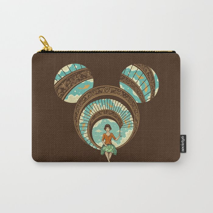 World of Imagination Carry-All Pouch