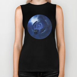 Through Time and Space Biker Tank