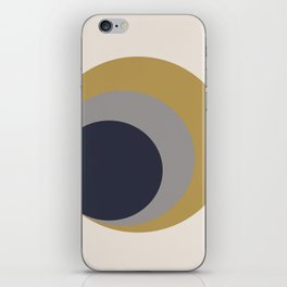 Nested Circles iPhone Skin