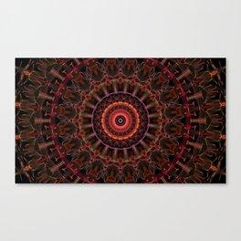 MandalaCR38 Canvas Print