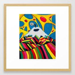 Cotopaxi I Framed Art Print