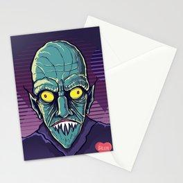 Mister barlow vampire salem Stationery Cards