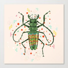 Insect V Canvas Print