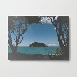 Tonga Quarry Metal Print