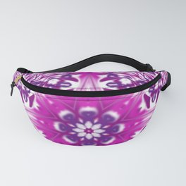 Pink and Purple Fanny Pack